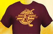 Field Hockey Team T-Shirt FHY-1003
