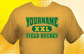 Field Hockey Team T-Shirt FHY-1007