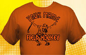 Field Hockey Team T-Shirt FHY-1008