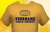 Field Hockey Team T-Shirt FHY-1010