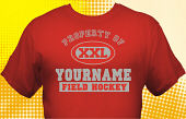 Field Hockey Team T-Shirt FHY-1011