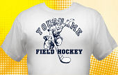 Field Hockey Team T-Shirt FHY-1013