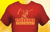 Field Hockey Team T-Shirt FHY-1014