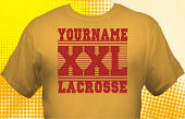 Lacrosse Team T-Shirt LAC-1004