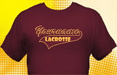 Lacrosse Team T-Shirt LAC-1006