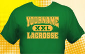 Lacrosse Team T-Shirt LAC-1007