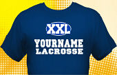 Lacrosse Team T-Shirt LAC-1011