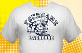 Lacrosse Team T-Shirt LAC-1013