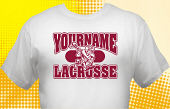 Lacrosse Team T-Shirt LAC-1015