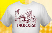 Lacrosse Team T-Shirt LAC-1016
