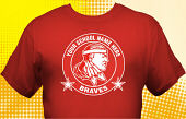 School Braves T-Shirt MBA-1003