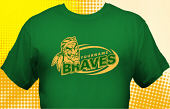 School Braves T-Shirt MBA-1006