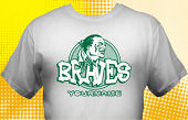 School Braves T-Shirt MBA-1008