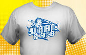 School Braves T-Shirt MBA-1010