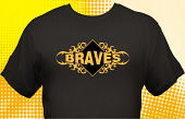 School Braves T-Shirt MBA-1014