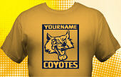 Coyotes T-Shirt MCY-1001
