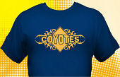 Coyotes T-Shirt MCY-1006