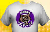 Coyotes T-Shirt MCY-3001