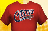 Coyotes T-Shirt MCY-3002