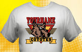 Coyotes T-Shirt MCY-4001