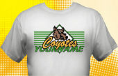 Coyotes T-Shirt MCY-4004