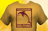 Dolphins T-Shirt MDO-1001
