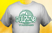 Dolphins T-Shirt MDO-1005