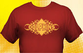 Dolphins T-Shirt MDO-1006