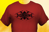 Dolphins T-Shirt MDO-1007