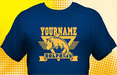 Dolphins T-Shirt MDO-1011