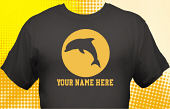 Dolphins T-Shirt MDO-1012