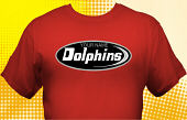 Dolphins T-Shirt MDO-3006