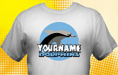Dolphins T-Shirt MDO-4001