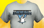 Dolphins T-Shirt MDO-4007