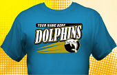 Dolphins T-Shirt MDO-4013