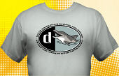 Dolphins T-Shirt MDO-4014