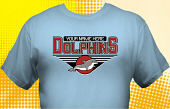 Dolphins T-Shirt MDO-4018