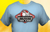 Dolphins T-Shirt MDO-4019