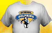 Dolphins T-Shirt MDO-4021