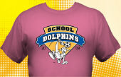 Dolphins T-Shirt MDO-4022