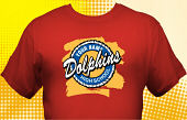 Dolphins T-Shirt MDO-4027