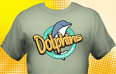 Dolphins T-Shirt MDO-5005