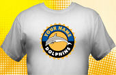 Dolphins T-Shirt MDO-5006