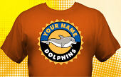 Dolphins T-Shirt MDO-5007