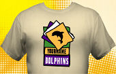 Dolphins T-Shirt MDO-5008