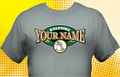 Dolphins T-Shirt MDO-5011