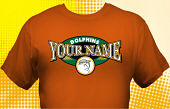 Dolphins T-Shirt MDO-5012