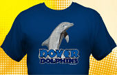 Dolphins T-Shirt MDO-6001