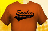 Eagles T-Shirt MEA-1005