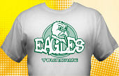 Eagles T-Shirt MEA-1007